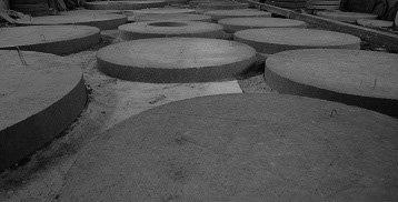 Днища бетонные