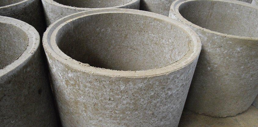 Бетонные кольца с замком КСЗ 10-9 по цене КС 10-9