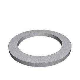 Железобетонное опорное кольцо КО 6