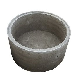 Все размеры бетонных колодезных колец с дном и замком (четвертью) по низким цена
